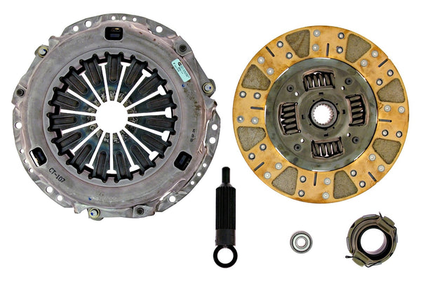 Exedy Stage 2 Cerametallic Clutch w/ Cushion Button Disc | Multiple Fitments (16956A)