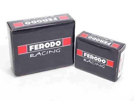 Ferodo DS2500 Front Brake Pads for Ferrari 328 GTB/ GTS - Modern Automotive Performance