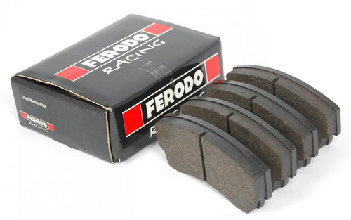 Ferodo DS2500 Rear Brake Pads | 2013+ Subaru BRZ / Scion FR-S (FCP4187H)