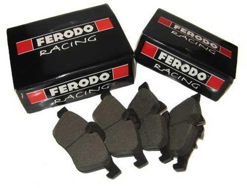 Ferodo DS2500 Front Brake Pads (Mitsubishi Evo 8/9/X) FRP3067H - Modern Automotive Performance