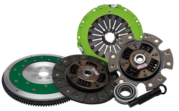 Fidanza Qwik Rev Kit - Organic Clutch | 2013-2016 Subaru BRZ / Scion FRS (710101)