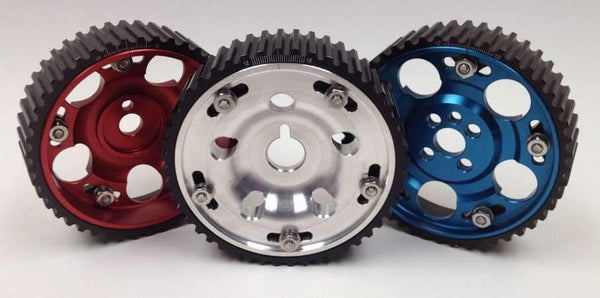 Fidanza Adjustable Cam Gears - Blue | Eagle Talon (961199)