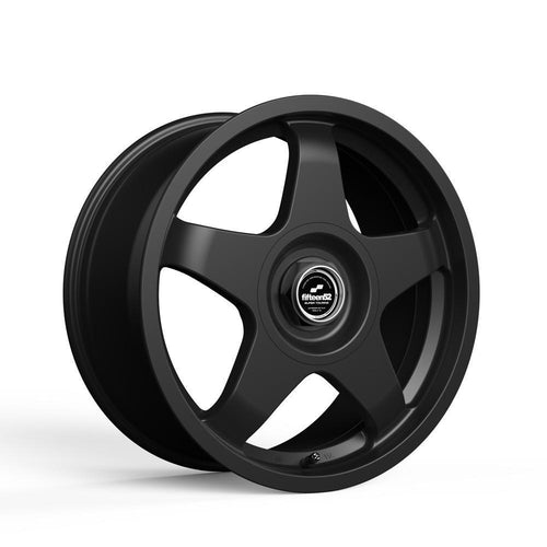 "fifteen52 Chicane 5x112/5x114.3 20x8.5"" Asphalt Black Wheel"