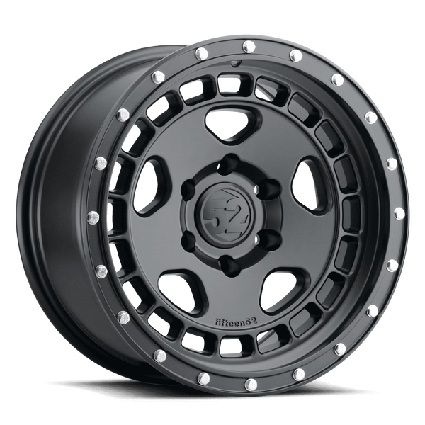 "Fifteen52 Turbomac HD 6x139.7 20"" Asphalt Black Wheels"