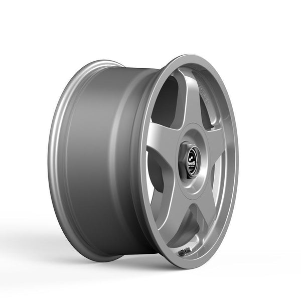 "fifteen52 Chicane 4x100/4x98 17x7.5"" +35mm Offset Speed Silver Wheel"