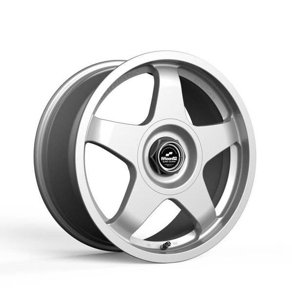 "fifteen52 Chicane 5x100/5x112 18x8.5"" +35mm Offset Speed Silver Wheel"