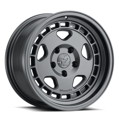 "Fifteen52 Turbomac HD 5x114.3 16x8.0"" 0mm Offset 63.4mm CB Carbon Grey Wheels"