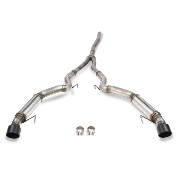 Flowmaster FlowFX Cat-Back Exhaust | 2015-2021 Ford Mustang 2.3L EcoBoost (717863)