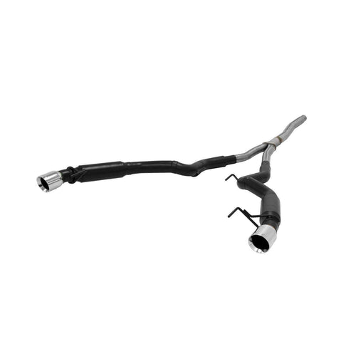 Flowmaster American Thunder Cat Back Exhaust Kit | 2015-2018 Ford Mustang Ecoboost (817750)