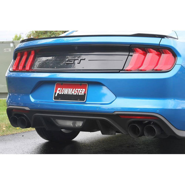 Flowmaster Outlaw Cat-Back Exhaust | 2018-2019 Ford Mustang GT (817800)