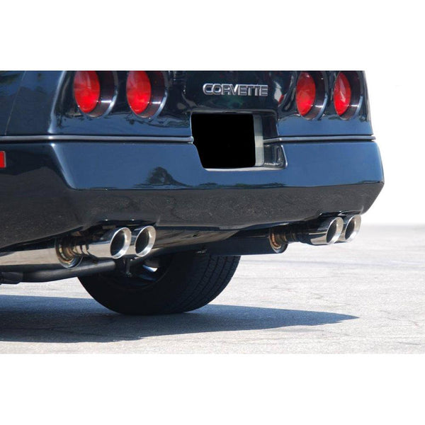 Flowtech Axle-Back Exhaust | 1986-1991 Chevrolet C4 Corvette 5.7L (11542FLT)