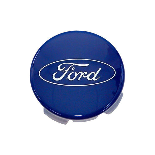 Ford Performance Blue Center Cap w/ Ford Logo | 2012-2018 Ford Focus (M-1096-Q)