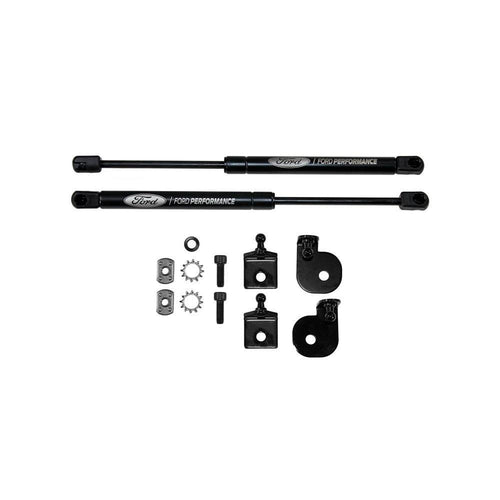 Ford Performance Bolt-In Hood Strut Kit | 2015-2019 Ford Mustang EcoBoost/V6/GT (M-16826-MA)