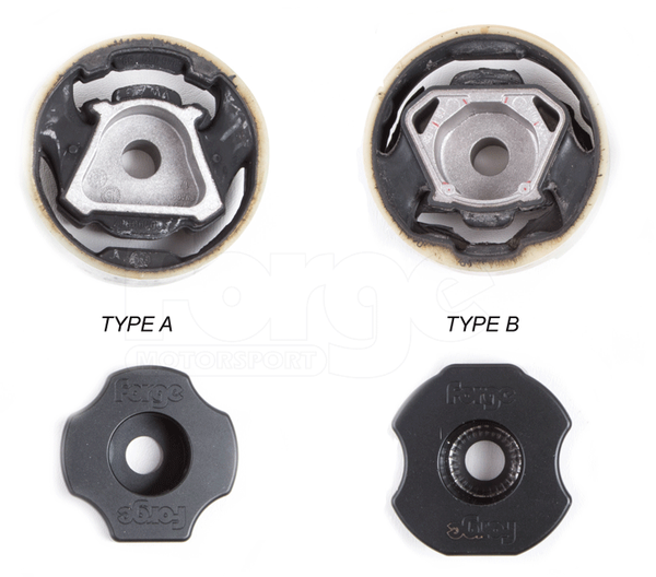 Forge Dogbone Bushing Insert (Type-A) | Multiple Fitments (FMAM-B2)