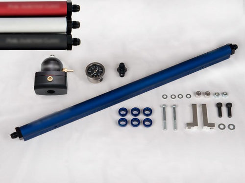 Fuel Injector Clinic Toyota Supra 2JZ-GTE Fuel Kit with -6 Fittings / FKT 145 -6 - Modern Automotive Performance