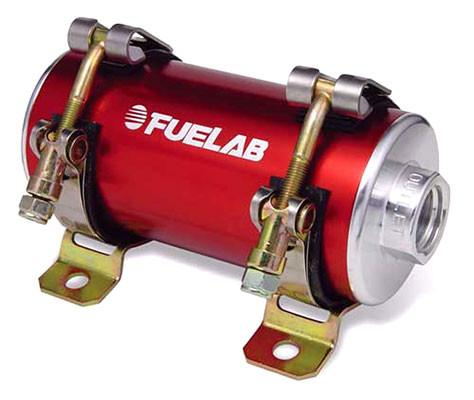 Fuelab Prodigy Carbureted In-Line Fuel Pump (Up To 1800hp) - Modern Automotive Performance