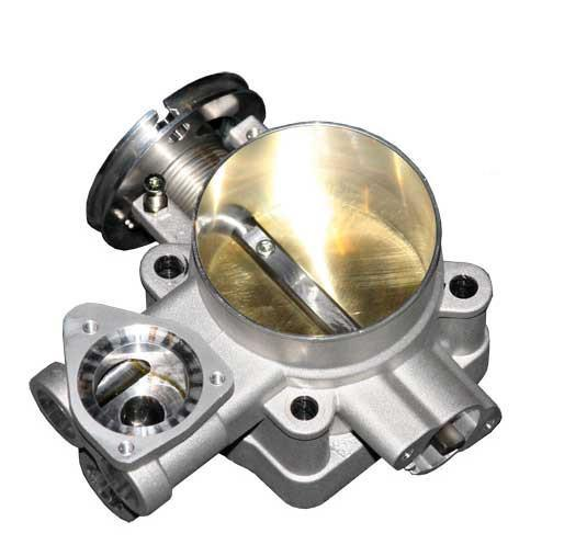 Full Blown Cast 70mm Throttle Body (Mitsubishi Evo 8/9) - Modern Automotive Performance