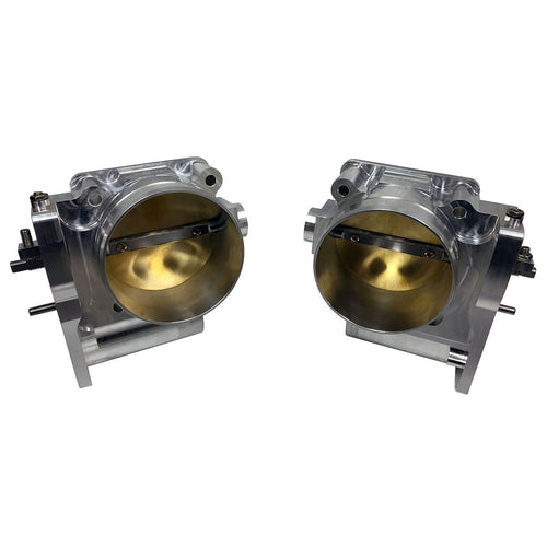 FBM Billet 72mm Throttle Bodies | 2009-2019 Nissan R35 GT-R (FBMTB-GTR-72mm)