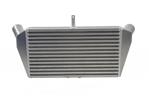 Full Race Backdoor Front Mount Intercooler (Silver) | 1989-1998 Nissan 240SX / S13 / S14 (FR-IC-S13/S14-BD)