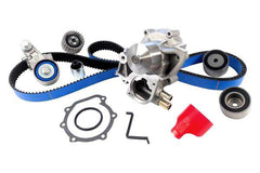 Gates High Performance Timing Belt Component Kit with Water Pump | 2002-2003 Subaru WRX (TCKWP328ARB)