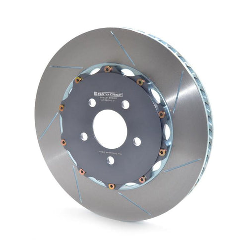 Girodisc Front 2pc Floating Rotors for Mustang GT500 - Modern Automotive Performance