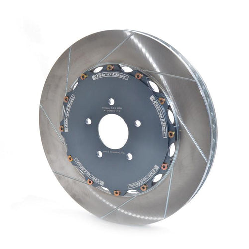 Girodisc Front 2-piece rotors for Nissan GT-R - Modern Automotive Performance