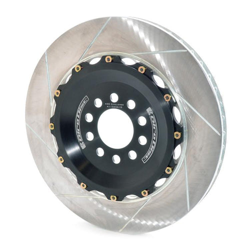 Girodisc Front 2pc 380mm Floating Rotors for Ferrari 430 Challenge - Modern Automotive Performance