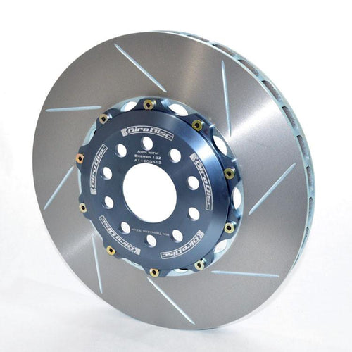 Girodisc Front 2-piece rotors for Audi S4/A6/Allroad with Brembo 6 Piston Caliper - Modern Automotive Performance