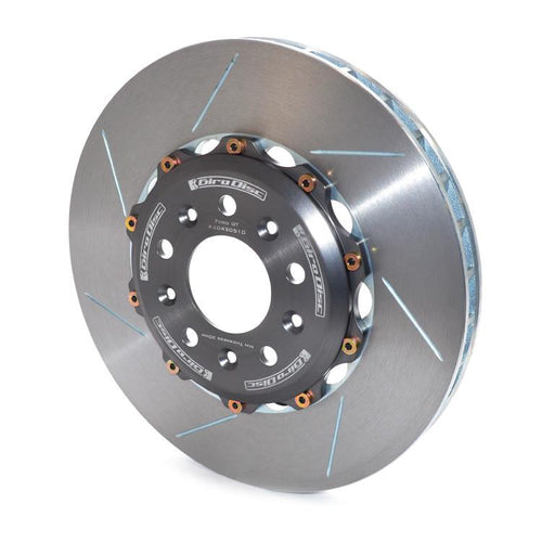 Girodisc Rear 2pc Floating Rotors for Ford GT - Modern Automotive Performance