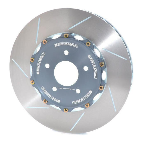 Girodisc Rear 2-piece rotors for Audi R8 - Modern Automotive Performance