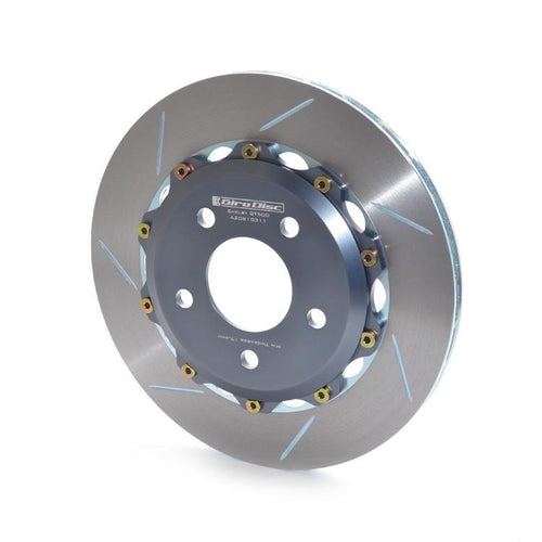 Girodisc Rear 2pc Floating Rotors for Shelby GT500 - Modern Automotive Performance