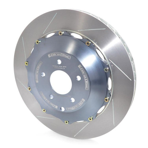 Girodisc Rear 2-piece rotors for Nissan GT-R - Modern Automotive Performance