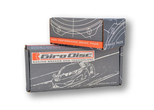 Girodisc S/S Front Brake Pads | Multiple Fitments (SS-1001)
