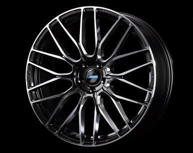 "Gram Lights 57CNA 5x112 22x9.0"" +45mm Offset Super Dark Gunmetal Wheels"