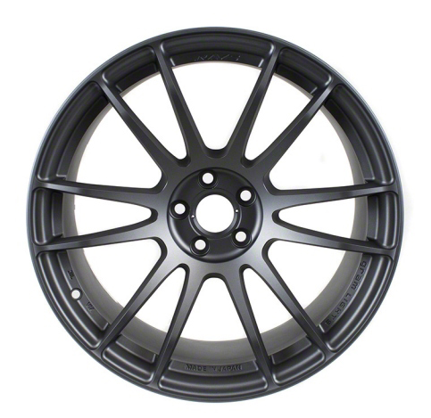 Gram Lights 57Xtreme Matte Graphite Wheel 18x9.5/5x114.3/+40 Offset (WGJX40EMG)
