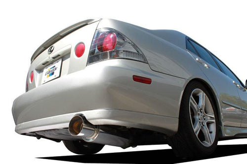 GReddy Revolution RS Exhaust | 2001-2005 Lexus IS300 (10118100)