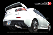 GReddy Revolution RS Cat-Back Exhaust | 2008-2014 Mitsubishi Evo X (10138103)