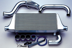 GReddy Type 24E Spec LS Intercooler Kit | 1995-2003 Nissan Silvia S14/S15 (12020480)