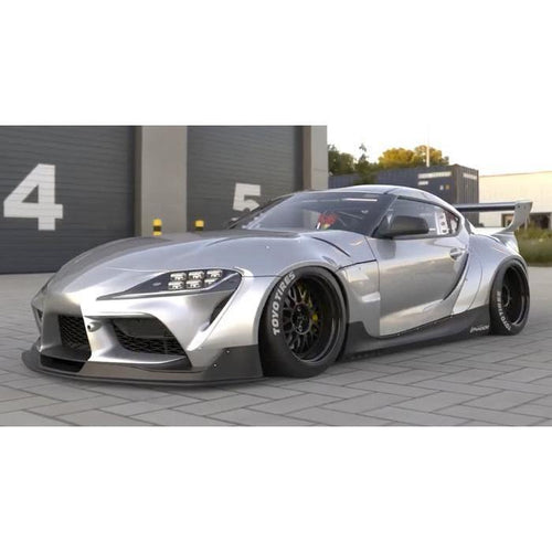 GReddy Pandem Aero V1.0 Front Over-Fenders | 2020+ Toyota GR Supra A90 (66910404)