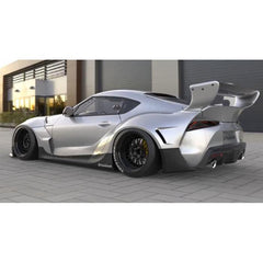 GReddy Pandem Aero V1.0 Rear Over-Fenders | 2020+ Toyota GR Supra A90 (66910405)