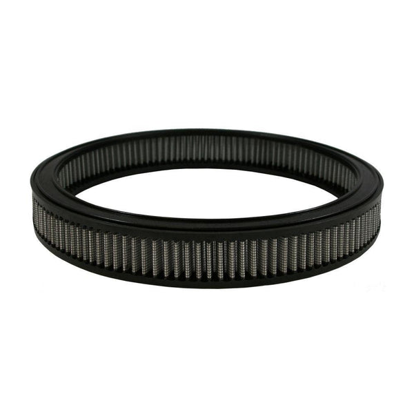 "Green Filter Round Air Filter - 14.00"" OD / 12.38"" ID / 2.00"" Height (2874)"