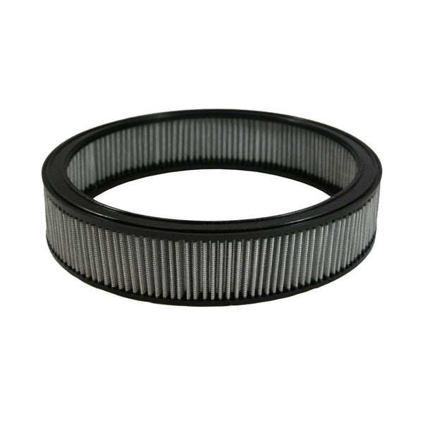 "Green Filter Round Air Filter - 14.00"" OD / 12.38"" ID / 3.00"" Height (2875)"