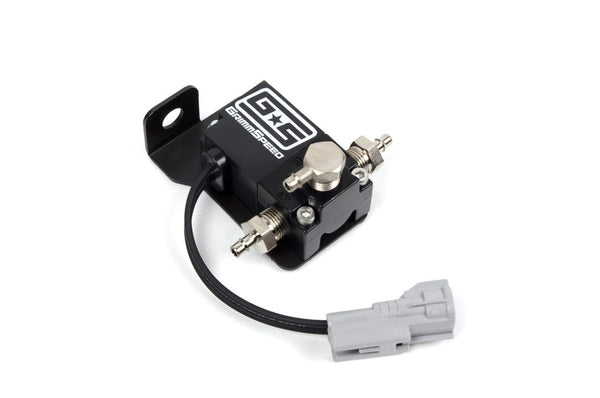 GrimmSpeed 3-Port Electronic Boost Control Solenoid | 2008-2014 WRX / FXT / LGT (057032)