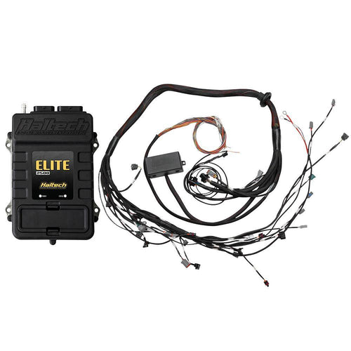 Haltech Elite 2500 w/ Terminated Harness Kit | Toyota 2JZ IGN-1A (HT-151355)