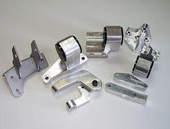 Hasport 88-91 Honda Civic and CRX H-Series Swap Billet Engine Mount Kit