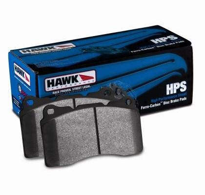 Subaru STi 2005-2015 HP Plus Performance Rear Brake Pads by Hawk (HB180N.560) - Modern Automotive Performance
