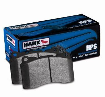 Hawk HPS Brake Pads - Rear w/o Brembo | Nissan / Infiniti Multiple Fitments (HB370F.559) - Modern Automotive Performance
