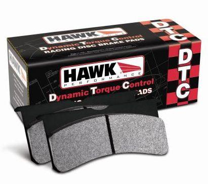 Hawk Performance DTC-60 Brake Pads, Front (BRZ / FR-S 13+) HB432G.661 - Modern Automotive Performance