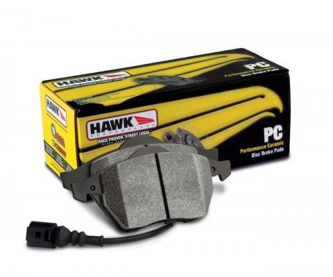 2015+ Subaru WRX  PC Performance Ceramic Front Brake Pads by Hawk - Modern Automotive Performance