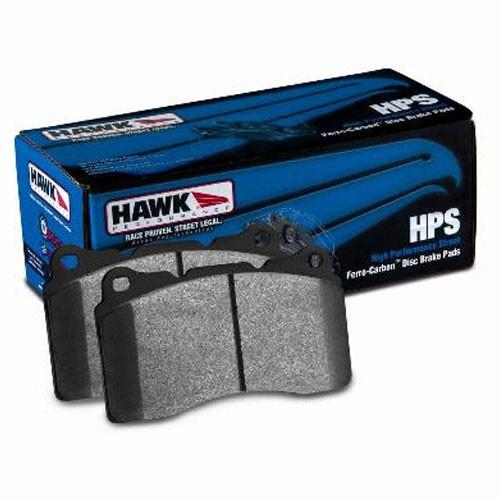 Ceramic Front Brake Pads for 1999-2011 NISSAN GTR by Hawk Performance - Modern Automotive Performance